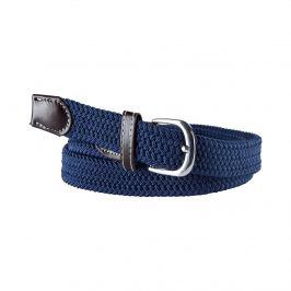 Flexibilní pletený pásek, modrý