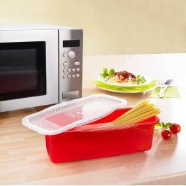 Nádoba na špagety do mikrovlnné trouby