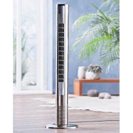 Stojanový ventilátor z ušlechtilé oceli Domácí spotřebiče