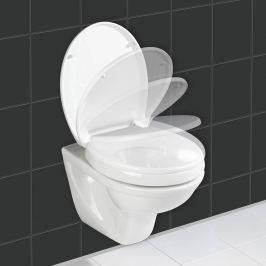 Záchodové sedátko Secura Comfort se zvýšeným sedadlem