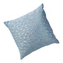 Povlák na polštář Graphit, modrá