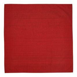 Ubrus venkovní, červený
