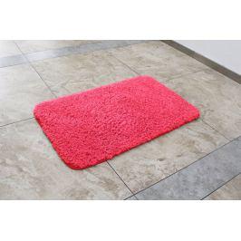 Předložka do koupelny Soft, růžová