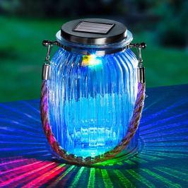 Solární lampa Magic