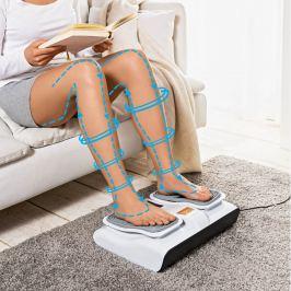 Přístroj na masáž chodidel s vibracemi