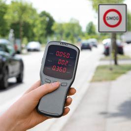 5 v 1 zařízení na měření kvality ovzduší