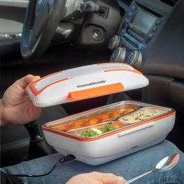 Elektrický jídelní box do auta